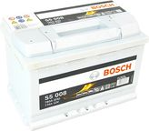 Bosch High Performance S5 008 Battery