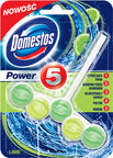 Domestos Power 5 Rimblock Lime 55g