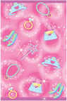 Amscan Princess Table Cover 137 x 259cm