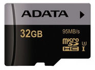 A-Data 32GB Premier Pro microSDHC Class 10 UHS-I U3 + Adapter