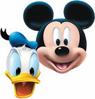 Amscan Mickey Mouse Face Masks 994161