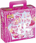 Amscan Barbie Pink Shoes Party Set 56pcs