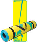 Spokey Flexmat III Yellow
