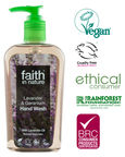 Faith in Nature Lavender&Geranium Hand Wash 300ml