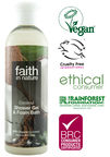 Faith in Nature Coconut 400ml Shower Gel