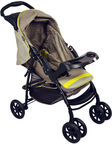 Graco Mirage Plus Neon Sand