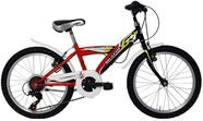 Stucchi Warrior MTB20 White/Red 15