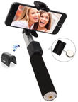 Remax Premium Bluetooth Selfie Stick With Built-in Button Gold