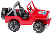 Bruder 02540 Cross Country Vehicle Red