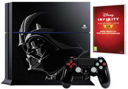 Sony Playstation 4 (PS4) 500GB Black + Star Wars Disney Infinity 3.0 + Boba Feet Character
