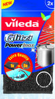 Vileda Glitzi Power Inox 2pcs
