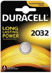 Duracell Long Lasting Power Lithium Tablet Battery CR2032