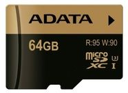 A-Data 64GB XPG microSDXC UHS-I U3 + Adapter