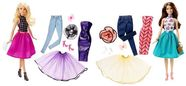 Mattel Barbie Fashion Mix 'N Match Doll DJW57