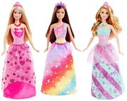 Mattel Barbie Princess Asst DHM49