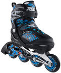Roces Moody 4.0 30-35 Black/Blue/Red