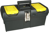 Stanley Metal Latch Tool Box 19""