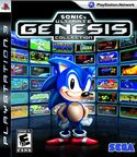 Sonic's Ultimate Genesis Collection US Versions PS3