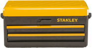 Stanley Metal Tool Box with 2 Drawers 19""