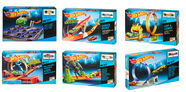 Mattel Hot Wheels City Track Set BGH87