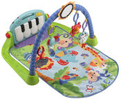 Fisher Price Kick and Play Piano Gym BMD80
