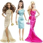 Mattel Barbie The Look Doll BCP86