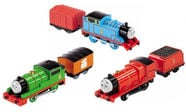Fisher Price Thomas & Friends TrackMaster Core Characters BMK87