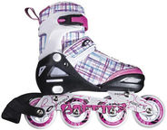 Spokey Baffies 31-34 Pink