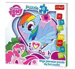 Trefl Baby Fun Puzzle My Little