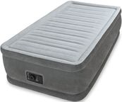 Intex Airbed Comfort Plush Elevated Kit Twin