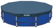 Intex Round Metal Frame Pool Cover M