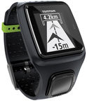 TomTom Runner GPS Watch Black