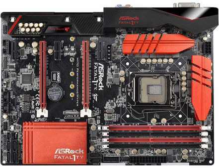 ASRock Fatal1ty H170 Performance/Hyper Intel Graphics Drivers Download