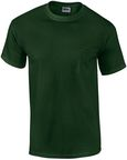 Gildan Cotton T-Shirt Green XXL