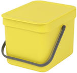 Brabantia Soft and Go 6l Yellow