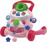 Chicco Baby Steps Activity Walker 652612 Pink