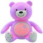 Chicco Baby Bear Doll 80151 Pink