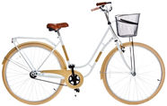 Grunberg Holland Single Speed 28 White/Beige 16