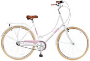 Grunberg Holland 3 Speed 28 White/Pink 16