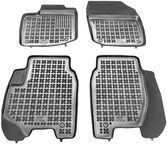 REZAW-PLAST Honda Civic Hatchback 2012 Rubber Floor Mats