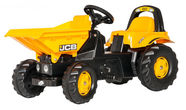 Rolly Toys JCB Dumper Yellow 024247