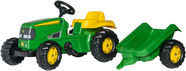 Rolly Toys Kid John Deere Green 012190