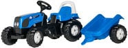 Rolly Toys Kid Landini Power Farm 100 Blue 011841