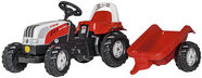 Rolly Toys Kid Steyr 6165 CVT White/Red 012510