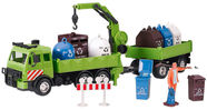 Dickie Toys City Service Team Green 3827004c