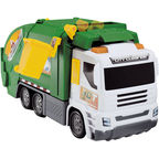 Dickie Toys Garbage Truck Green 3746002
