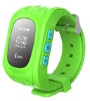 ART Smartwatch With GPS Locator Green