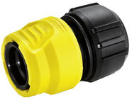 Karcher Universal Hose Connector With Aqua Stop 1/2 5/8 3/4