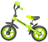 Milly Mally DRAGON Balance Bike Green 4867