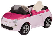 Peg Perego R/C Fiat 500 Pink/Fucsia IGED1164